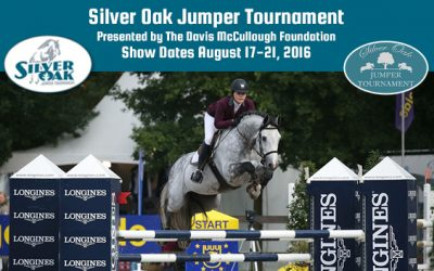 Robert's Arena Sponsor of the Young Jumper Championships
