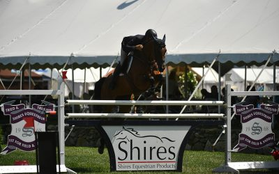 Day Two – Silver Oak Jumper Tournament
